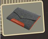 felt folder