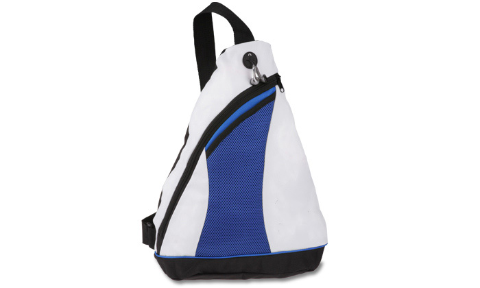 triangle sling bag